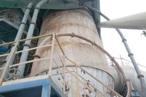 【案例】四川某干法线水泥厂煤粉管道及下料溜槽防磨项目