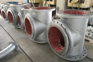 【案例】精城耐磨陶瓷三通管道在湖北某有机硅厂稳定运行超两年
