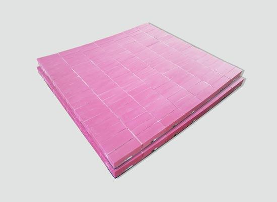 燕尾卡槽陶瓷衬板(NMC-GT)
