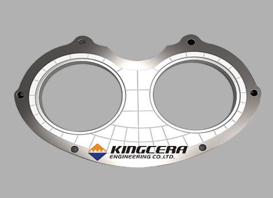 徐工眼镜板|切割环