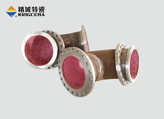 耐磨陶瓷煤粉管道|收尘风管