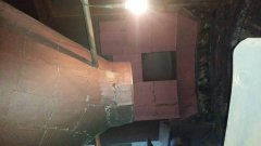 精城耐磨陶瓷衬板在靖海电厂的应用