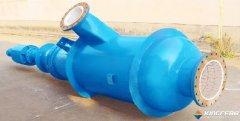内衬耐磨陶瓷的旋风分离器在有机硅生产企业的典型应用