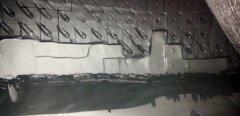 立磨筒体安装耐磨陶瓷衬板的成功案例