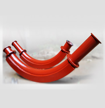 耐磨陶瓷背包弯头|加强型弯头