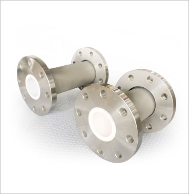 锂电池行业耐磨陶瓷进料管 增压管