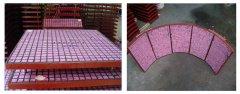 湖南精城耐磨陶瓷在矿石码头装卸设备的防磨应用