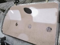 耐磨陶瓷在锂电材料混合机内的应用