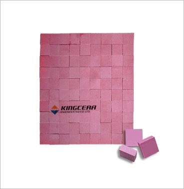直粘型耐磨陶瓷衬板(NMC-Z)