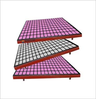 陶瓷橡胶复合钢板|三合一衬板(NMC-JT)