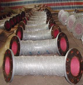 内衬耐磨陶瓷管道|陶瓷耐磨管道
